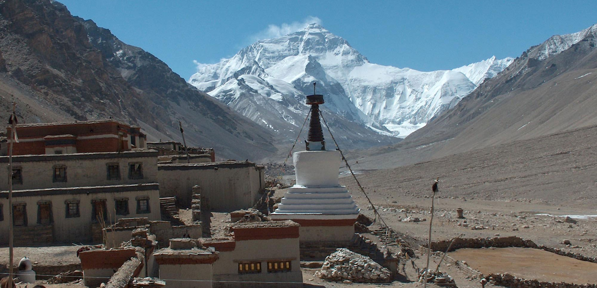 tibet and the himalayas Black soot deposited on tibetan glaciers has contributed significantly to the retreat of the world's largest non-polar ice masses, according to new research.